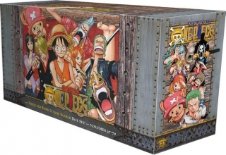 Oda, Eiichiro One Piece Box Set 3