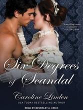 Linden, Caroline Six Degrees of Scandal