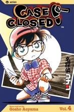 Aoyama, Gosho Case Closed 4