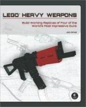 Jack Streat Lego Heavy Weapons