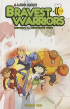 Comeau, Joey,   Pequin, Ryan Bravest Warriors 2
