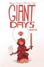 John Allison Giant Days Vol. 5