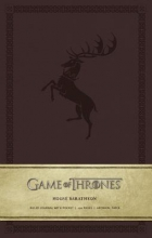 Game of Thrones - House Baratheon Large Ruled Journal
