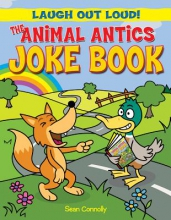 Connolly, Sean The Animal Antics Joke Book