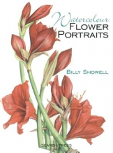 Showell, Billy Watercolour Flower Portraits