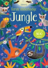, Eerste stickerboekje Jungle