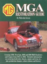 Malcolm Green MGA Restoration Guide