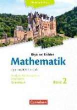 Bigalke, Anton,   Kuschnerow, Horst,   Köhler, Norbert,   Ledworuski, Gabriele,Mathematik Sekundarstufe II - Rheinland-Pfalz Grundfach Band 2 - Analytische Geometrie, Stochastik