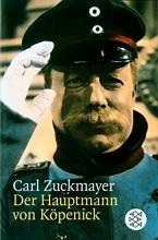 Zuckmayer, Carl Der Hauptmann von Kpenick