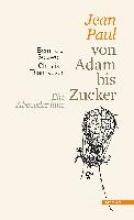 Setzwein, Bernhard Jean Paul von Adam bis Zucker