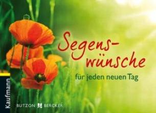Fritsch, Marlene Segenswünsche für jeden neuen Tag