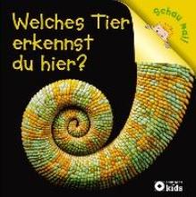 Pöppelmann, Christa Welches Tier erkennst du hier? (Schau mal!)