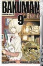 Ohba, Tsugumi Bakuman. 09
