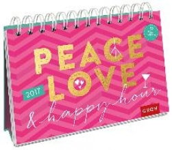 Peace, Love and Happy Hour 2017