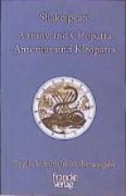Shakespeare, William Antonius und Kleopatra Antony and Cleopatra