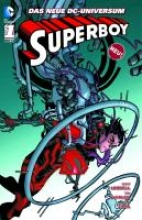 Lobdell, Scott Superboy 01