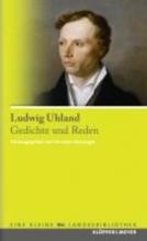 Uhland, Ludwig Gedichte und Prosa