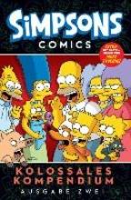 Groening, Matt Simpsons Comics Kolossales Kompendium 02