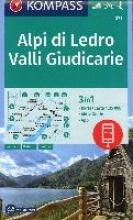 , Alpi di Ledro, Valli Giudicarie