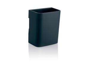 , Pennenbak S Sigel             voor glasborden van 3 tot 5mm                               antraciet 75x94x51mm bevestigi