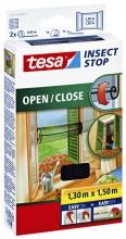 , Insectenhor Tesa 55033 voor raam 1,3x1,5m open/dicht