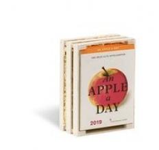 Rädeker, Jochen An Apple A Day Kalender 2019