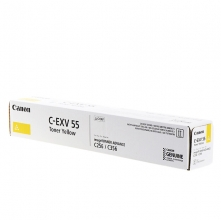 , Tonercartridge Canon C-EXV 55 geel
