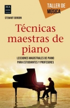 Gordon, Stewart Tecnicas Maestras de Piano