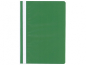 , snelhechtermap Kangaro A4 PP groen