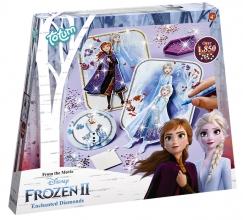 Knutselset Totum Disney Frozen 2 diamond painting