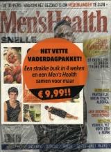 Velde, Jesse van der Een strakke buik in 4 weken - met tijdschrift Mens Health