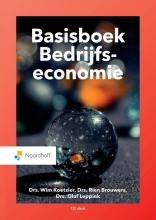 O.A. Leppink M.P. Brouwers  W. Koetzier, Basisboek bedrijfseconomie