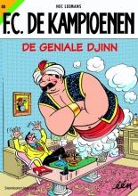 Hec  Leemans F.C. De Kampioenen De geniale Djinn