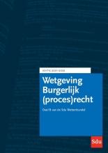 , Sdu Wettenbundel Burgerlijk (proces)recht 2021-2022