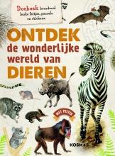 Vicky  Egan Ontdek de wonderlijke wereld van dieren