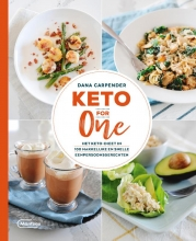 Dana Carpender , Keto for One
