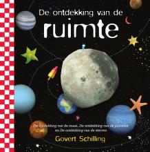 Govert  Schilling De ontdekking van de ruimte