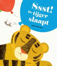 Britta Teckentrup , Ssst! De tijger slaapt