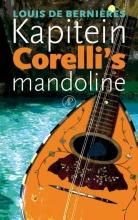 Louis de Bernières Kapitein Corelli`s mandoline