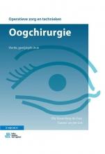 Elly  Kiesenberg-de Vries, Tamara  van der List Oogchirurgie