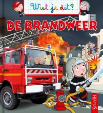 Emmanuelle  Lepetit De brandweer