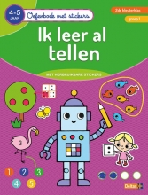 ZNU , Oefenboek met stickers - Ik leer al tellen (4-5 j.)