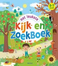 Megan HIGGINS Kasia DUDZIUK, Het leukste kijk-en zoekboek 5-7 jaar