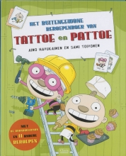 Aino  Havukainen, Het buitengewone beroepenboek van Tattoe en Pattoe