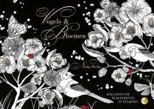 Nadja  Wedin Vogels & bloemen