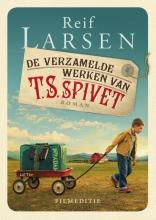 Reif  Larsen De verzamelde werken van T.S. Spivet