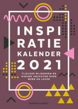 . (red.) , Inspiratiekalender 2021