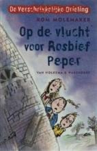 Rom Molemaker , Op de vlucht voor Rosbief Peper