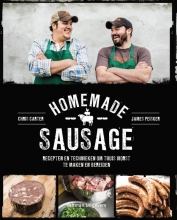 Chris  Carter, James  Peisker Homemade Sausage