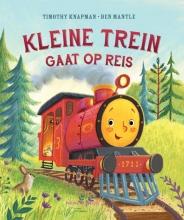Timothy Knapman , Kleine Trein gaat op reis